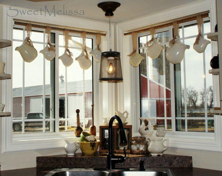 Best 25+ Kitchen window dressing ideas on Pinterest | Long window ...