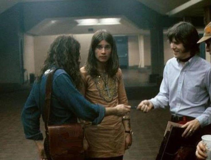 "arcticcow: ""Ozzy Osbourne (Black Sabbath) in 1970's. """