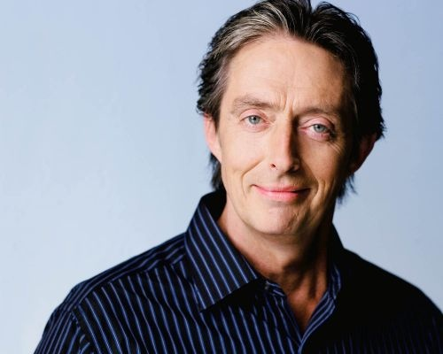 Derek Edwards is a Canadian stand-up comedian and actor from Timmins, Ontario. He went to Timmins High and Vocational School. In 1995, he was the winner of the Vail National Comedy Invitational in Vail, Colorado