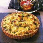 Pittige quiche van aardappel en prei recept - Allrecipes.nl