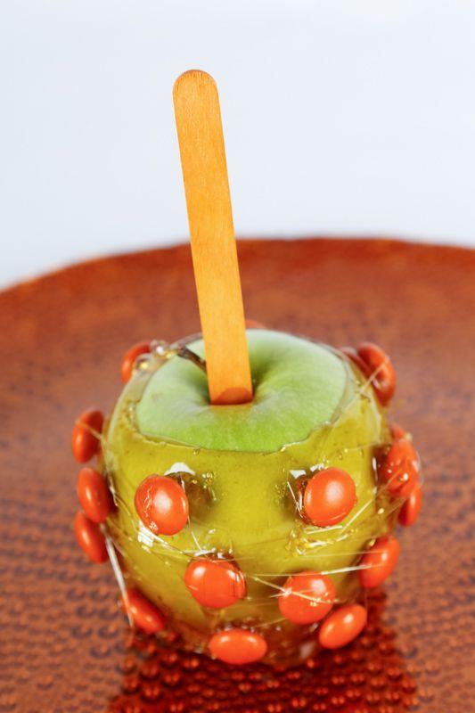 ¿Una manzana encantada para la princesa?