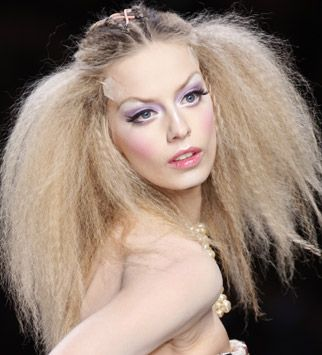 how to get hair style 39 best crimped hair images on hair dos 7503