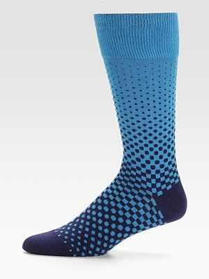 Patterned Socks by Paul Smith #Socks #Paul_Smith