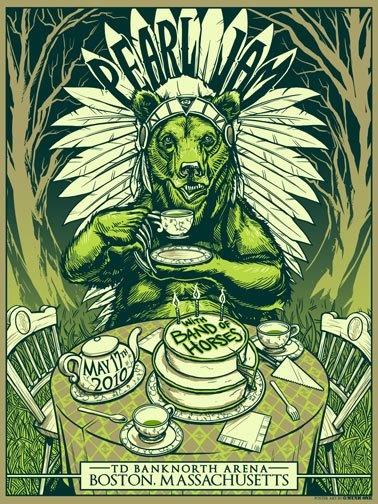 Pearl Jam @ Boston