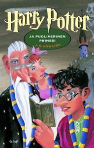 Harry Potter ja puoliverinen prinssi (Vain kovakantisena! Käytetyt ok :))