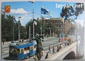 Tampere, Finland 1977