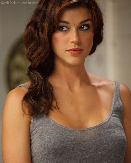 55 best ideas about Famosos-Adrianne Palicki on Pinterest | Casual ...