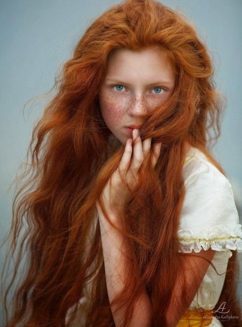 Color Ideas For Natural Redheads : 25 best red hair girls ideas on pinterest dyed hairstyles red