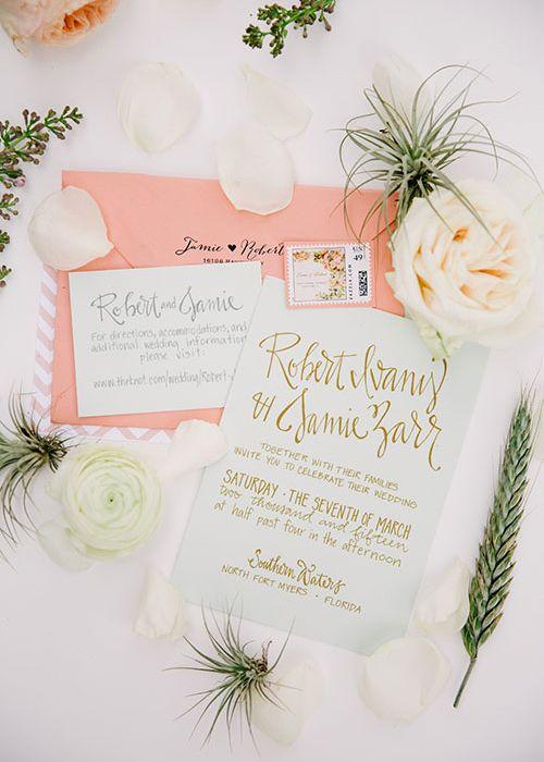 Wedding invitation etiquette guide wedding etiquette for Wedding invitation stuffing etiquette