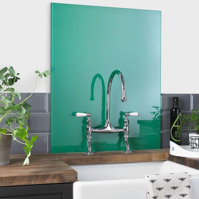 Kitchen Tiles Green 106 best kitchen walls - tile & texture images on pinterest