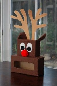 Meet Our New Reindeer Friend