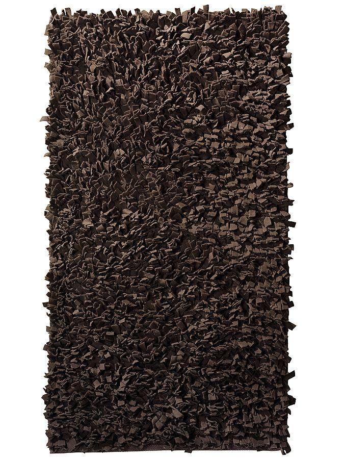 Top-aktuelles Modell mit dem angesagten Zottel-Look: Der Teppich sieht einfach toll aus und fühlt sich hervorragend an! Herrlich weicher Flor aus kuscheligem Polarfleece. Handgewebt. Florhöhe ca. 6 cm. Aus 100% Polyester....