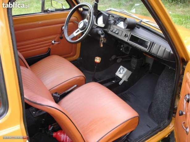 Fiat 126 1980 w Łodzi - image 8