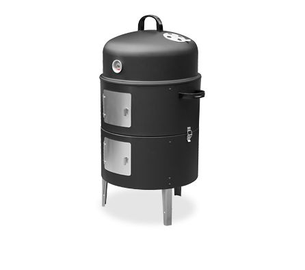 Barbecook Rookoven, super to smoke fish and cook in another way!