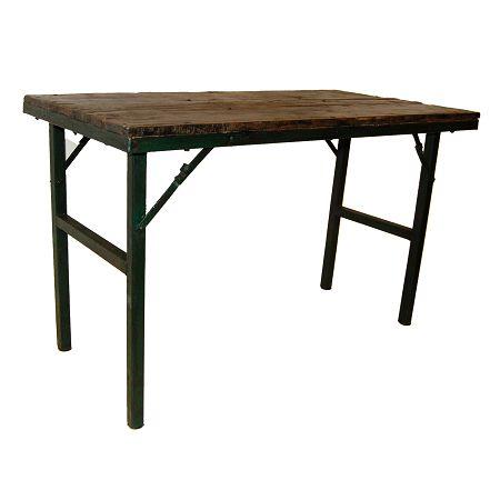 Industriële tafel bureau