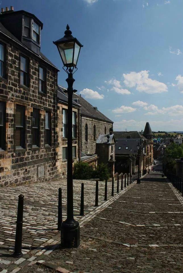 Paisley, Scotland.
