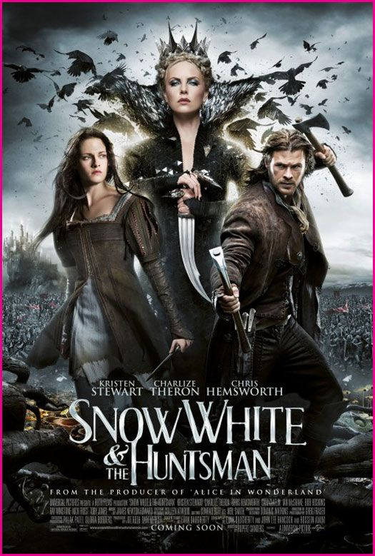 Snow White and the Huntsman is a  2012 British/American action film directed by British director Rupert Sanders & written by Evan Daugherty. In the alternative world of the Middle Ages, the ruthless Queen Ravenna (Charlize Theron) has conquered several European kingdoms and plans to take over the Kingdom of England, Queen Ravenna summons the Huntsman Eric (Chris Hemsworth) to kill Snow White. Eric, however, takes pity on the young princess and teaches Snow White unique skills in the art of…