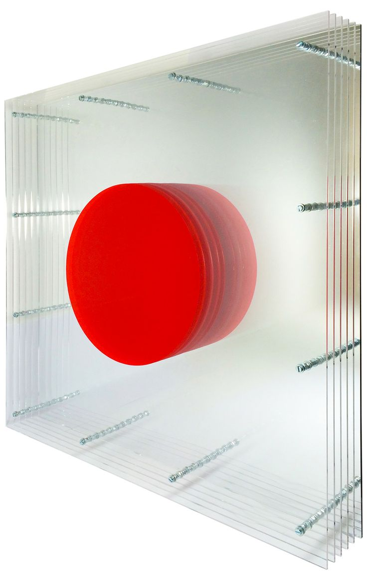 Red Stack I | Surface_Gallery