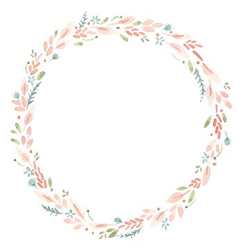 I like the circle idea too...I saw one with a little camera up at the top...but though what if it was a watermelon slice with the vine and flowers around it?  I don't know
