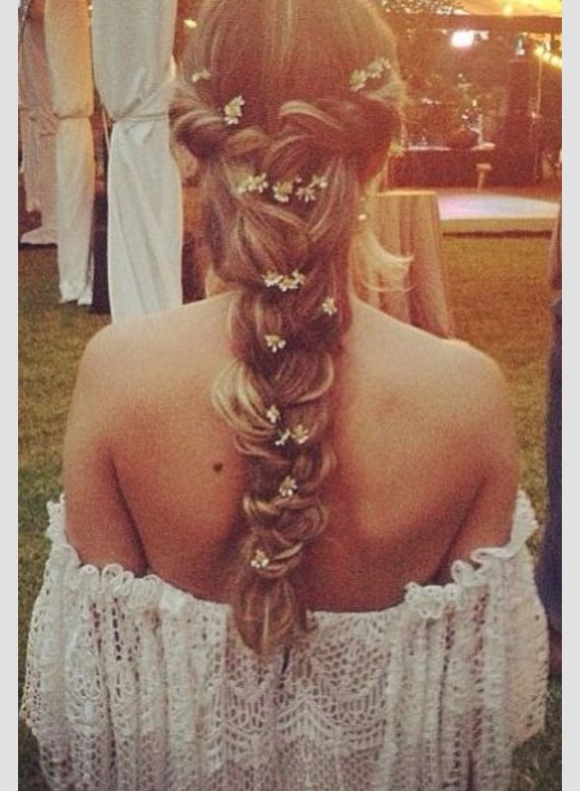 Love the in the hair