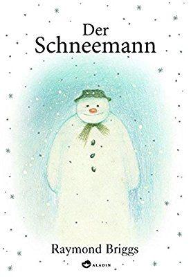 Der Schneemann - Bilderbuch für 4-6 Jährige, dass die Fantasie anregt, gerade weil es ganz ohne Worte auskommt