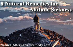 Best Natural Remedy For Altitude Sickness