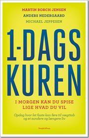 1-dagskuren af Martin Borch Jensen, Anders Nedergaard, Michael Jeppesen, ISBN 9788771377187, 30/9