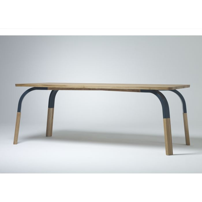 Oak dining table by willion.hu #diningtable #dining #table #kitchentable #woodentable