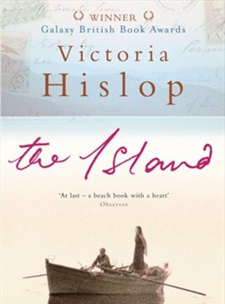 The island- Victoria Hislop, the best book I've ever read! Would recommend to anyone