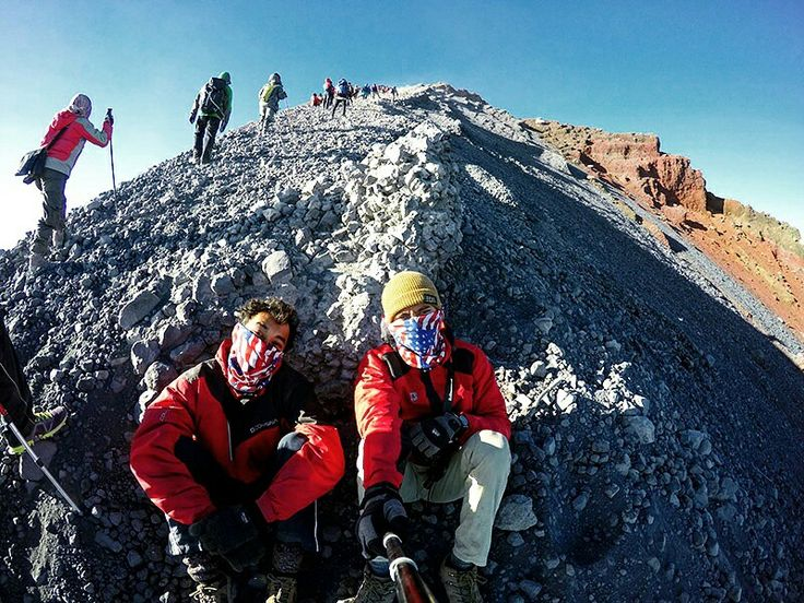 "Rinjani mountain ""Lombok Indonesia"""