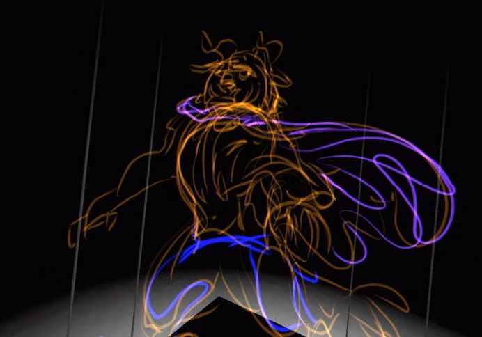 Watch Disney animator Glen Keane draw in virtual reality - Pixel ...