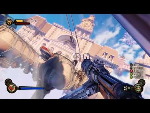 "Let's Play ""BioShock Infinite"" - 005 Schawing - #letsplay via @2KDeutsch..."