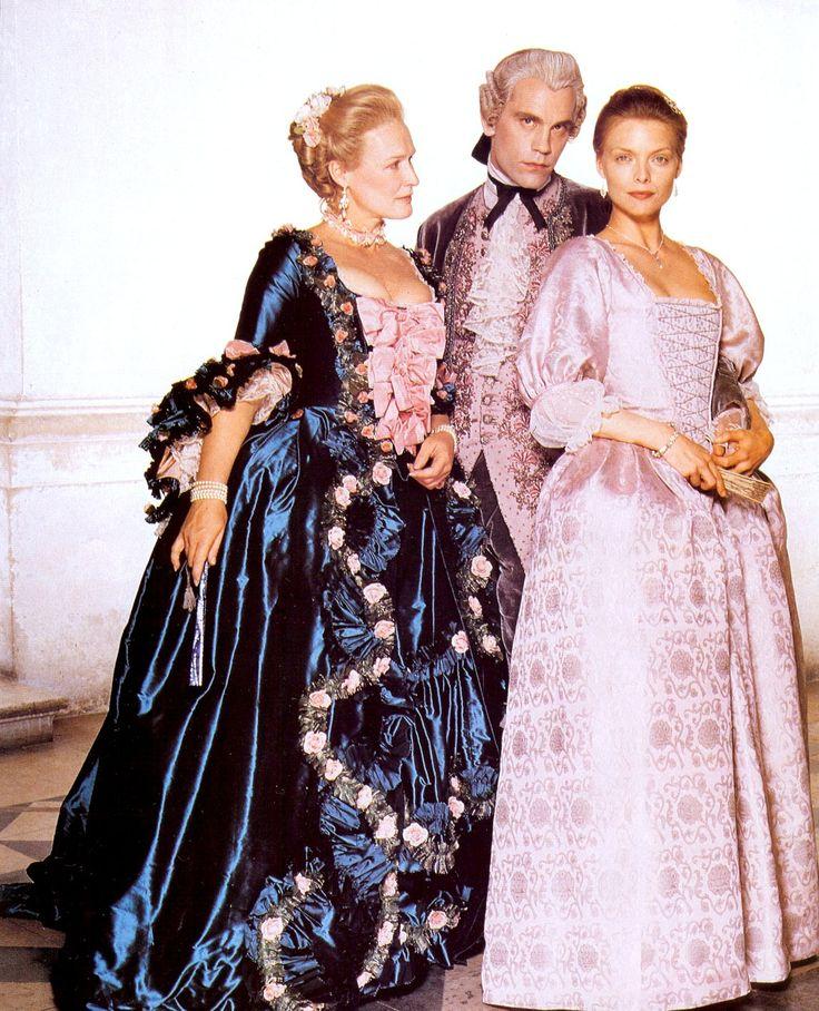 Dangerous Liaisons (1988) - Glenn Close, John Malkovich, & Michelle Pfeiffer