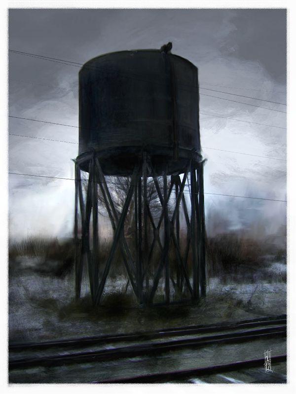 Haunted House - Carne. Ricardo García Hernanz. 2012