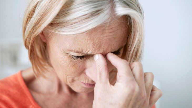 Here's How To Naturally Resolve Sinus pressure with lymphatic massage