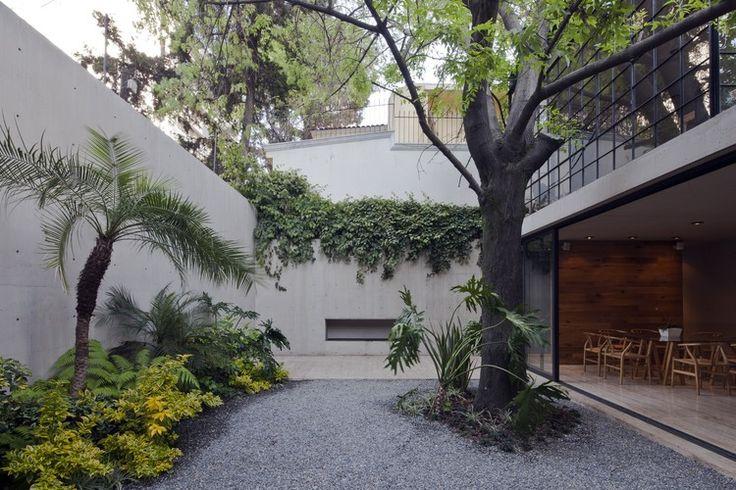 Casa Estúdio Hill / CCA Centro de Colaboración Arquitectónica, © Onnis Luque