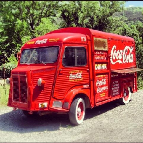 Retromania Food Truck