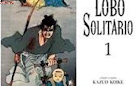 Ícone entre os mangás: 'Lobo Solitário' é relançado