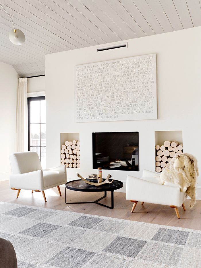 Feature: See Inside the Polished Hampton's Home That Left Our Editors Speechless via @MyDomaine
