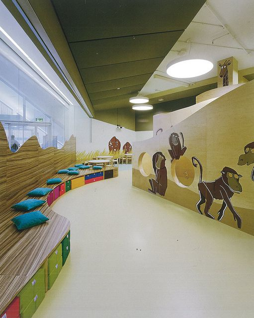 Kinderland 2 by architecture of early childhood