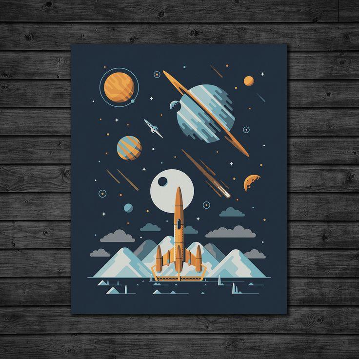 рисунок ассоциации с космосом исчезновением пионерии праздник