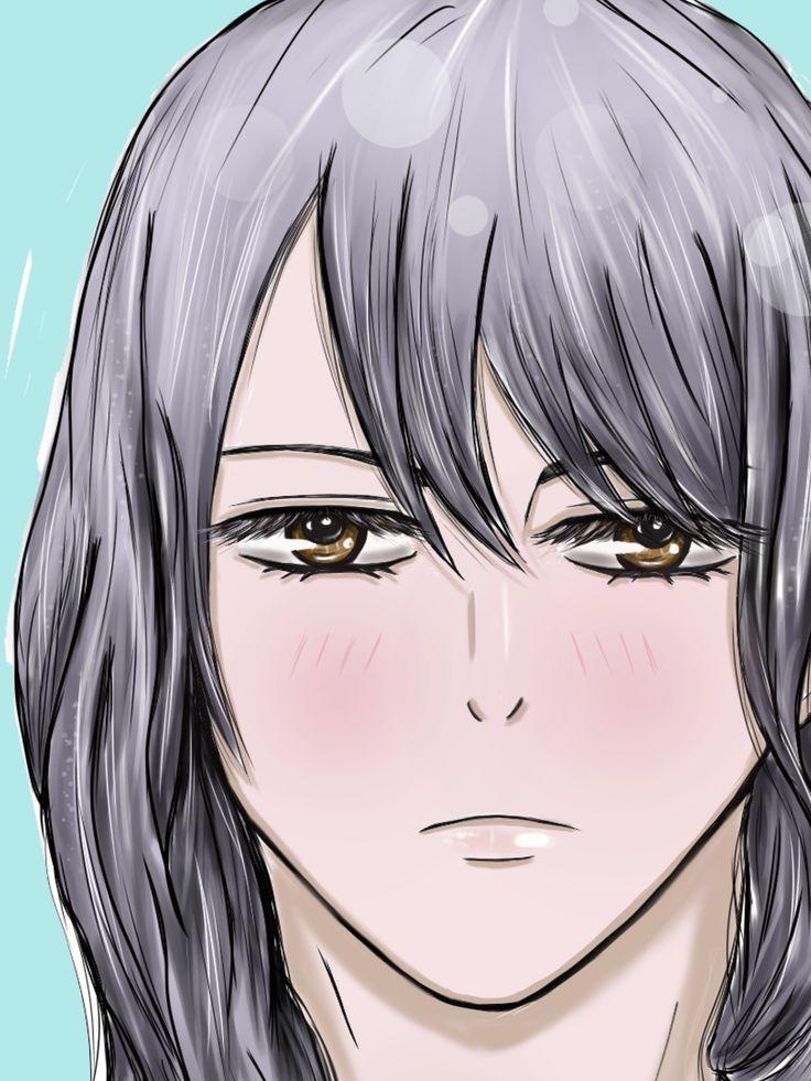 Close up of Cross-dressing XuShang from manga Circle by RisB