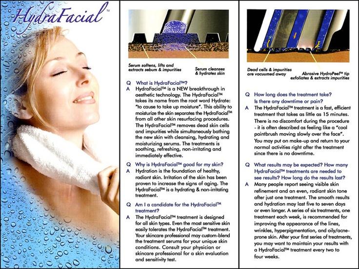 Facial product roc