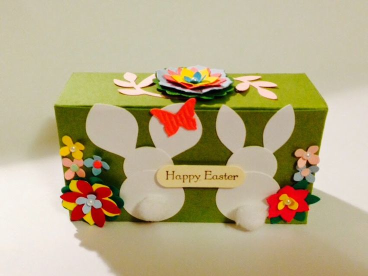 *LaLaLa ymcg crafting*: Easter boxes