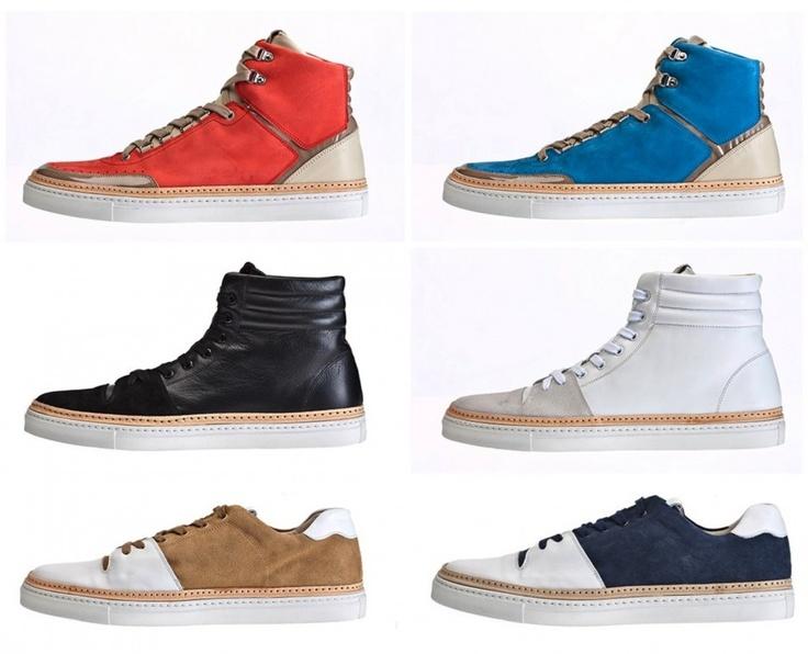 Giuliano Fujiwara Spring/Summer 2012 Sneaker Collection Preview