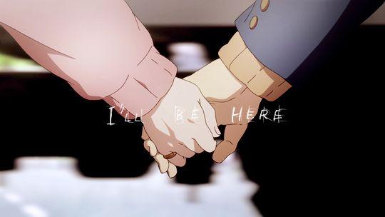 I'll Be Here.