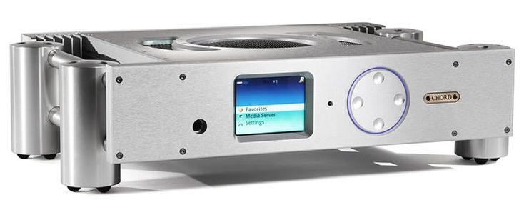 CHORD ELECTRONICS-Products: DSX1000 Reference network music player