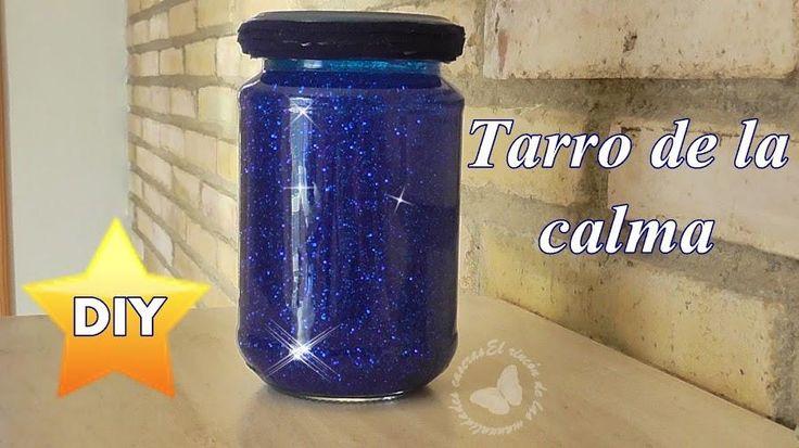 Tarro o frasco de la calma que podéis hacer vosotros mismos