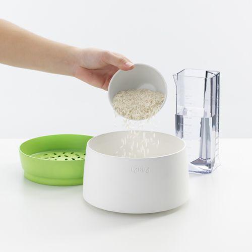 comerJapones.com — Cómo preparar el arroz para sushi con Lékué
