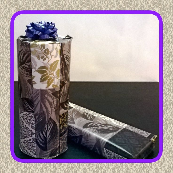 gift wrapping, wrapping idea, ribbon